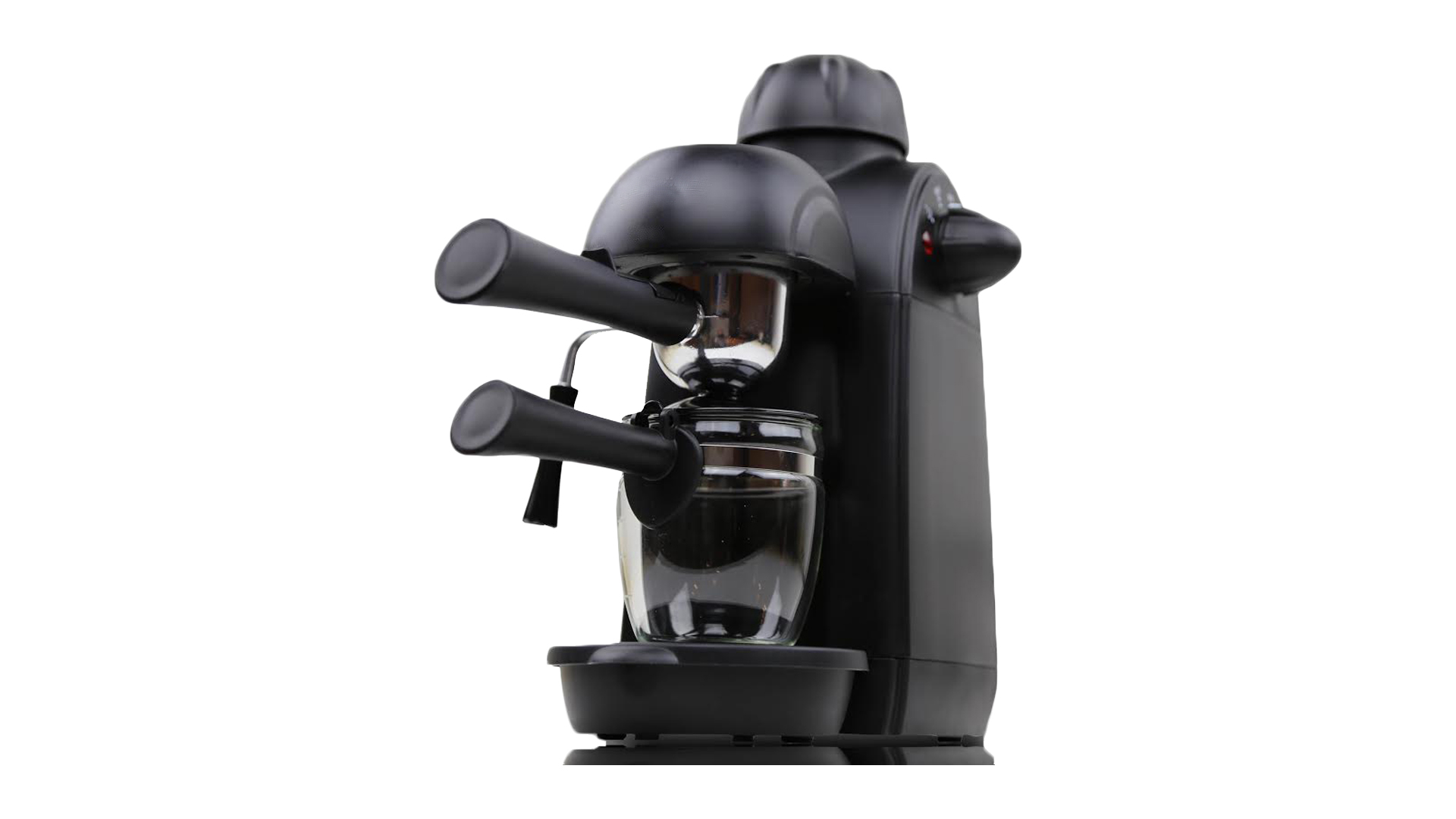 non pump - steam espresso coffee maker