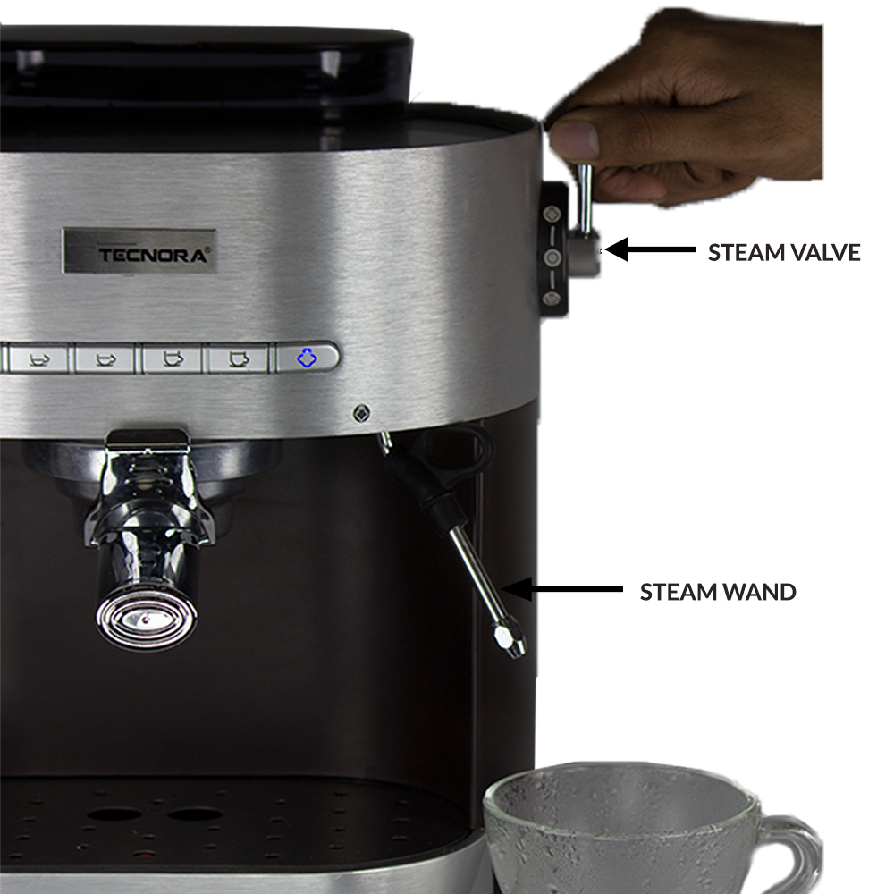 3 Essentials Of Steam Wands In Espresso Coffee Makers